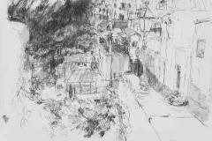 Om de hoek bij Castel Gandolfo
